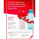 Ôn Tập Bộ Sản Phẩm Member Kit Shake N Go Quick Shake Ecobottle 500Ml Nắp Vặn Trong Hà Nội