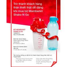 Ôn Tập Cửa Hàng Bộ Sản Phẩm Member Kit Shake N Go Quick Shake Ecobottle 500Ml Nắp Vặn Trực Tuyến
