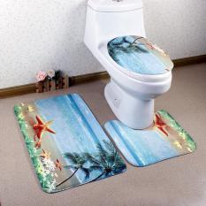 Mua Bộ Thảm 3D Chống Trượt Toilet Oem Nguyên