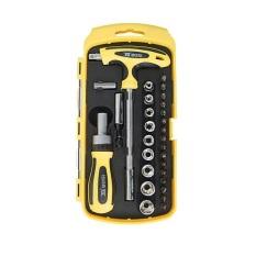 Ôn Tập Bộ Tua Vit Đa Năng 29 Mon Bosi Tools Bs463029 Vang