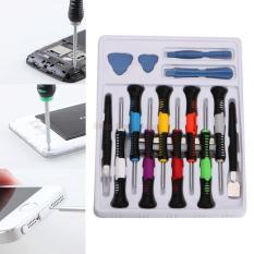 Bộ tua vít sửa chữa điện thoại đa năng 16 món NQP1211