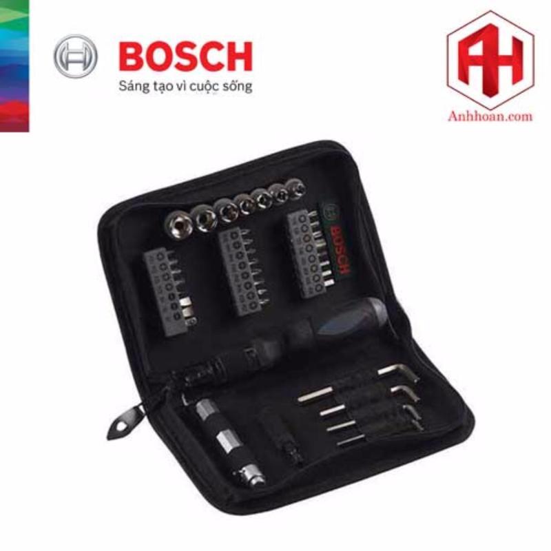 Bộ vặn vít đa năng Bosch 38 chi tiết