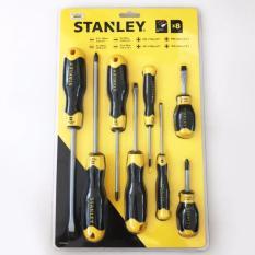 Bộ vít 8 cây, có từ Stanley (92-004)