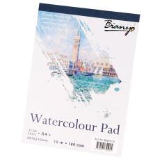 Mua BolehDeals Vẽ Tranh Màu Nước Giấy Lót Nghệ Thuật Vẽ Giấy Sketchbook 15 Tờ A3-quốc tế