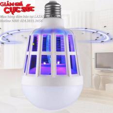 Hình ảnh Bóng đèn bắt muỗi - bóng đèn diệt côn trùng cỡ đại (Trắng)