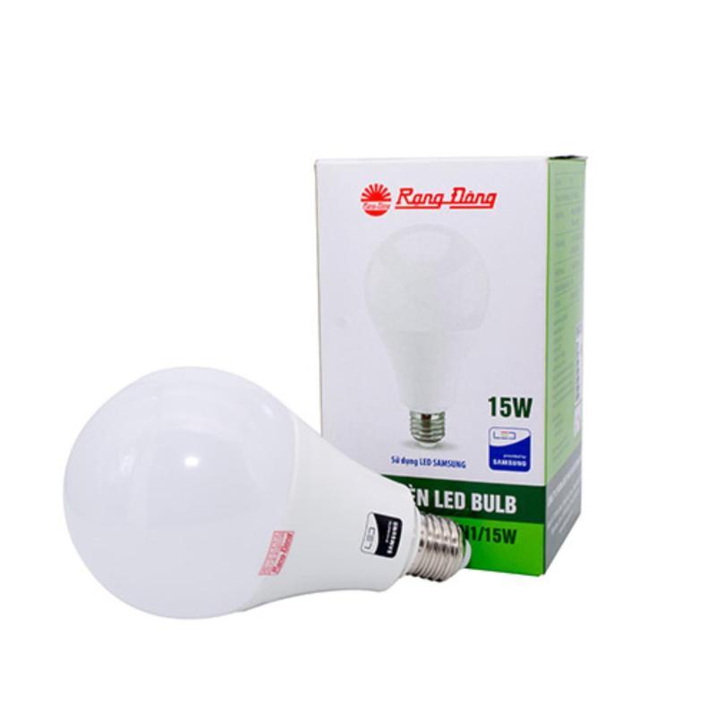 Bóng đèn Led Bulb Rạng Đông A80N1/15W