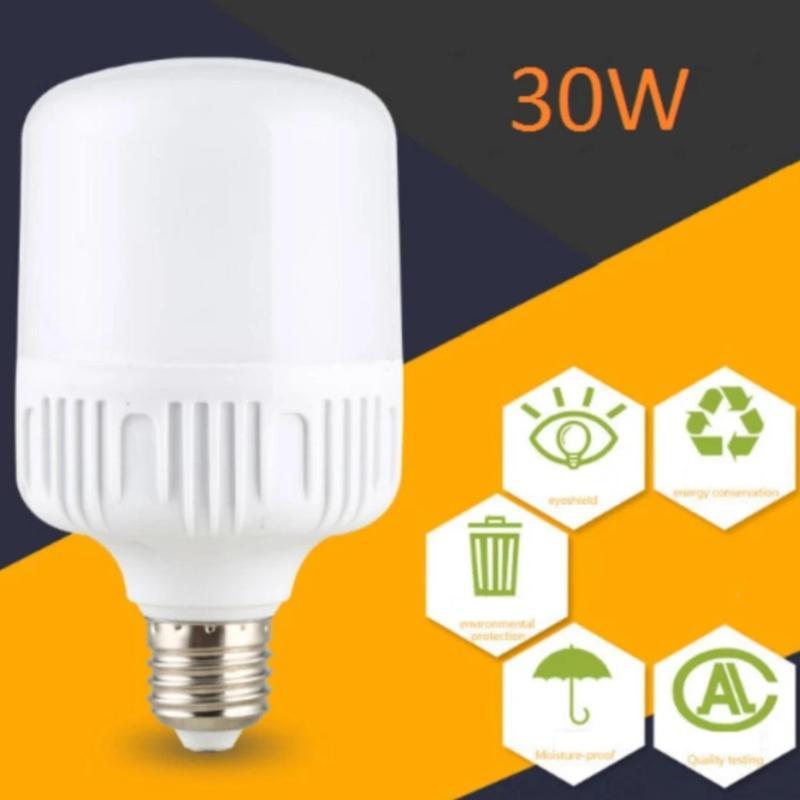 Bóng đèn LED BULD TRỤ 30W (Ánh sáng Trắng)