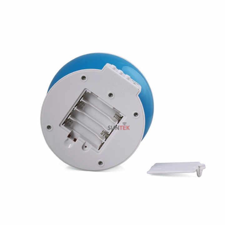 Bóng đèn LED máy chiếu bầu trời đêm đầy sao (Xanh)