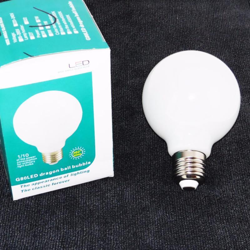 Bóng đèn led trang trí G80 LED (ánh sáng vàng)