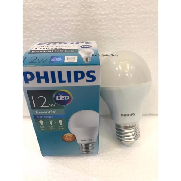 Bóng Đèn Philips Led Ess Ledbulb 12w Đuôi E27 230v A60 Ánh Sáng (Trắng/Vàng)