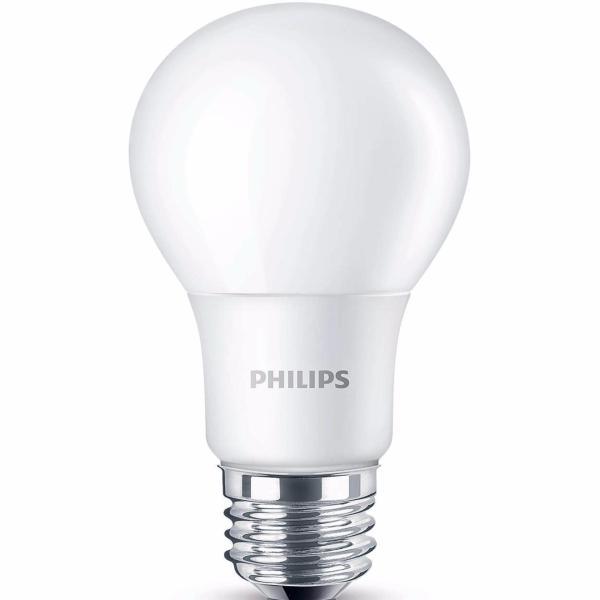 Bóng LED Bulb 7W- A60- trắng-Philips