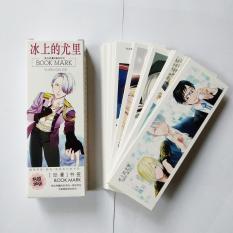 Mua Bookmark Yuri On Ice hộp 36 tấm