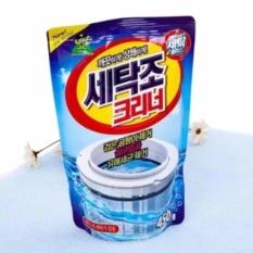 Hình ảnh Bột tẩy lồng máy giặt Hàn Quốc 450g cao cấp