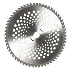 Bàn chải Dao Cắt Dây Tông Đơ Cắt Carbide Lưỡi Dao 60 Răng 25.4X255 mét Cho Cắt Cỏ Dại-quốc tế