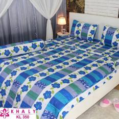 Bán Bst Xuan 2018 Bộ Ga Trải Giường 100 Cotton Thắng Lợi 1 6M X 2M Xuan Xanh Oem Nguyên