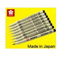 Mua Bút kim đi line, vẽ kỹ thuật Sakura Pigma Micron - Đa Sỹ (size 0.8)
