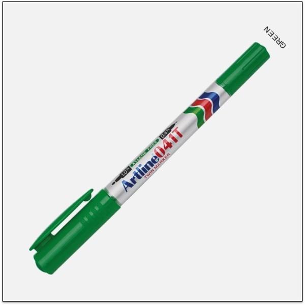 Mua Bút lông 2 đầu (Twin marker), hãng Artline,EK-041T