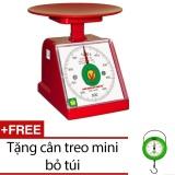 Giá Bán Can Nhựa Đồng Hồ Nhơn Hoa 1Kg Tặng Can Treo Mini Mới
