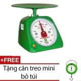 Ôn Tập Can Nhựa Đồng Hồ Nhơn Hoa 2Kg Tặng Can Treo Mini Nhơn Hoà