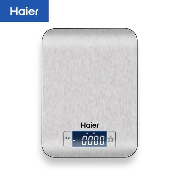 Cân tiểu ly điện tử Haier độ chính xác cao ( dải cân 3g - 5kg)