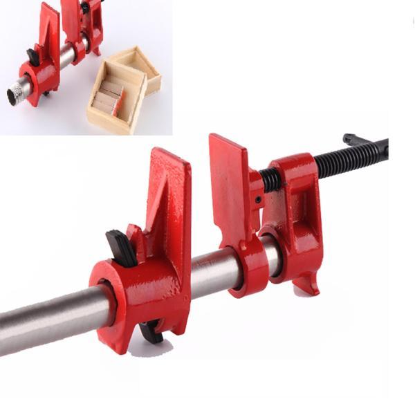 Cảo ống nước kẹp gỗ loại không Chân