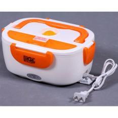 Hình ảnh Cặp Lồng Cắm Điện Nhật FHA367, hộp cơm điện loại nào tốt nhất, Khay thức ăn giữ nhiệt - An Toàn - Tiện Dụng - Chứng Nhận An Toàn Thực Phẩm