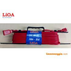 Cáp nối dài Lioa 15A 10m dây - CCT10-2-15A