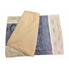 Cặp Vỏ Gối 50X70 Tong Nau Xam 100 Cotton Four Seasons Chiết Khấu 50