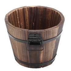 Bị cacbon hóa gỗ lọ hoa (Dẹt)-quốc tế