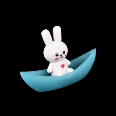 Mua Cartoon School Style Rabbit Ship Luminous Rubber Eraser School Stationery - intl
