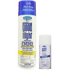 Chai Xịt Chống Và Diệt Côn Trùng Sprayway Goodnight Từ Mỹ (Trắng Xanh)