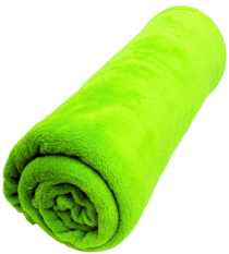 Ôn Tập Mền Diana Blanket 100 Polyester Plain Dyed 130X180Cm Lime Diana