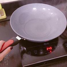 Ôn Tập Chảo Van Đa Ceramic Sau Long Chống Dinh Size 32Cm Dung Cho Mọi Loại Bếp