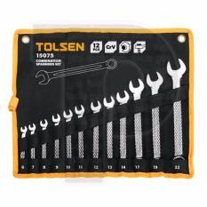 Chìa Khóa Miệng - Vòng Bộ 12 Cây 6-22mm Tolsen 15075