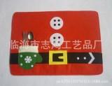 Giáng sinh để bàn thảm Giáng Sinh để bàn thảm đôi làm dày găng tay Giáng Sinh để bàn thảm đỏ-quốc tế