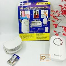 Chuông báo động, báo khách cảm ứng không dây kawa kw - i287b