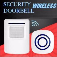 Hình ảnh Chuông báo động hồng ngoại chống trộm không dây - Chuông cửa thông minh