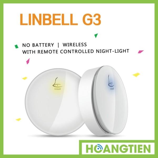 Chuông Cửa Không Dây Không Pin Linbell G3
