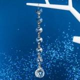 Clear Crystal Glass Chandelier Light Ball Prism Suncatcher Drops Pendant Decor