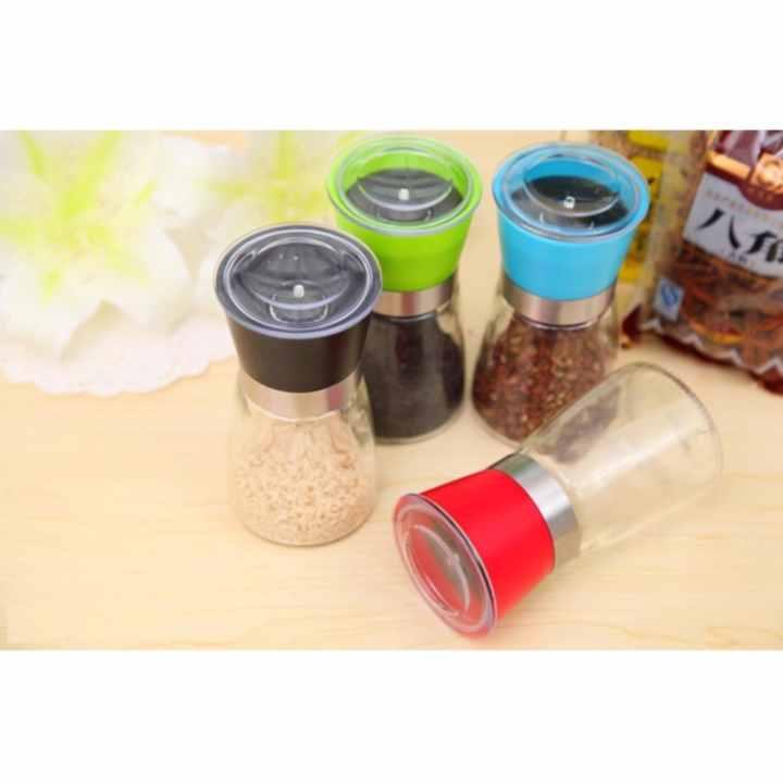 Cối xay hạt tiêu cầm tay mini tiện dụng