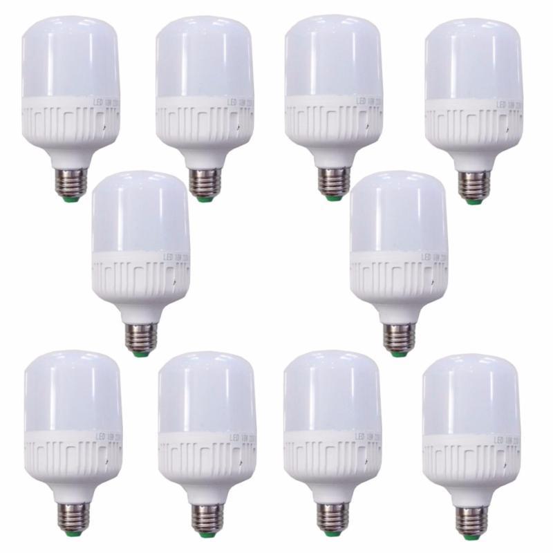 Combo 10 bóng đèn led trụ HG 18W
