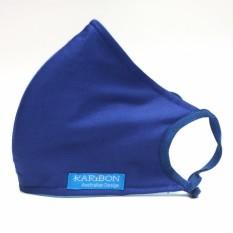 Combo 2 khẩu trang Karibon Cotton (size M / L)
