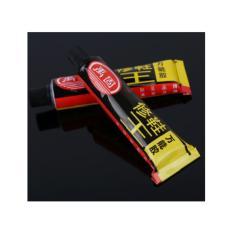 Hình ảnh Combo 2 lọ Keo dán giày dép, đồ da loại xịn (vàng đen)