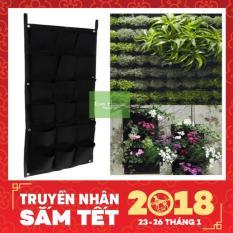 Combo 2 Túi trồng cây treo tường gồm 20 chỗ trồng_(100 x 50cm) - Kmart