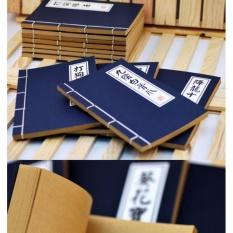Combo 3 Cuốn Tập Bi Quyết Kungfu Loại Lớn Kungfu Notebook Oem Chiết Khấu 50