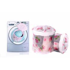 Combo 3 túi lưới bảo vệ đồ giặt máy tiện ích