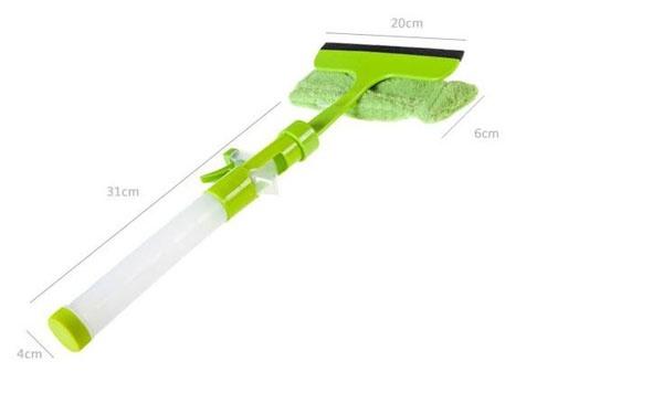 COMBO Bộ 2 COMBO Bộ 2 Cây lau kiếng thông minh kèm bình xịt nước rửa kính - 3