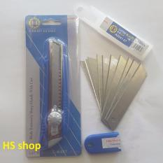 Mua Combo Dụng cụ dọc giấy C-MART mã A0001 và Hộp lưỡi C-MART mã A0041-07(10 Lưỡi) -NPP HS shop