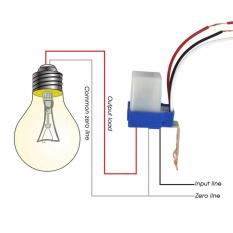 Hình ảnh Công tắc cảm biến ánh sáng AS10 220v 10A