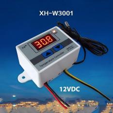 Công tắc cảm biến nhiệt độ đa năng W3001-12V với đầu cảm biến rời chống nước